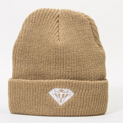 DMD BEANIE BRLLIANT FOLD TAN - Click for more info