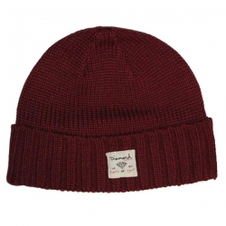 DMD BEANIE CITY CUFF BURG - Click for more info