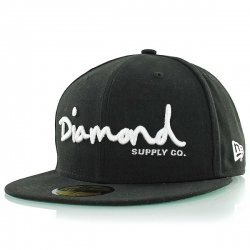 DMD CAP FTD OG SCRPT BLK 7 7/8 - Click for more info