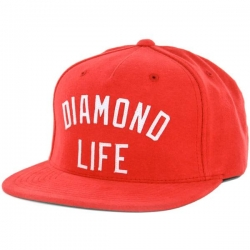 DMD CAP ADJ ARCH RED - Click for more info