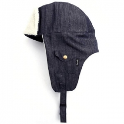 DMD HAT SHERPA TROOPER NVY - Click for more info