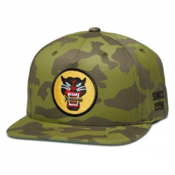 DMD CAP ADJ BLACKCAT CAMO - Click for more info