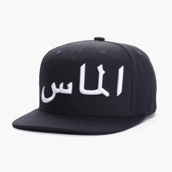 DMD CAP ADJ ARABIC CLIP NVY - Click for more info