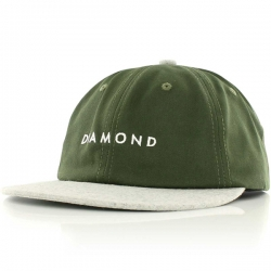 DMD CAP ADJ LEEWAY UNST GRN - Click for more info