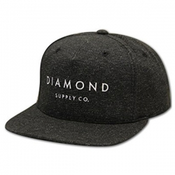 DMD CAP ADJ DMND SPECKLE BLK - Click for more info
