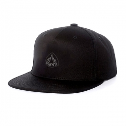 DMD CAP ADJ MOUNTAINEER BLK - Click for more info