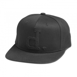 DMD CAP ADJ UNPOLO SP18 BLK - Click for more info