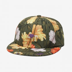 DMD CAP ADJ ALOHA FLORAL - Click for more info