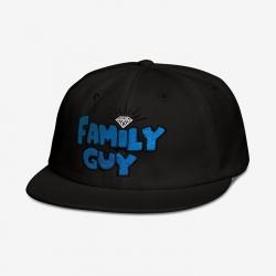 DMD CAP ADJ FAMILY GUY BLK - Click for more info