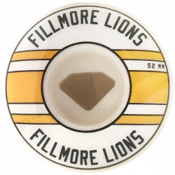 FILLMORE WHL LIONS WHT 52MM - Click for more info