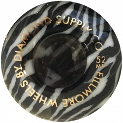 FILLMORE WHL ZEBRA BK/WHT 52MM - Click for more info
