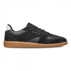 DMD SHOE MILAN LX GUM BLK 10 - Click for more info