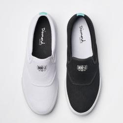 DMD SHOE BOO J BLK/WHT 10 - Click for more info