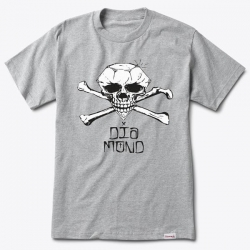 DMD TEE CROSSBONES HTH L - Click for more info