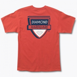 DMD TEE HARDWARE RED L - Click for more info