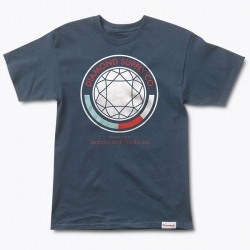 DMD TEE WORLDS BEST NVY M - Click for more info