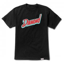 DMD TEE DOWNTOWN BLK L - Click for more info