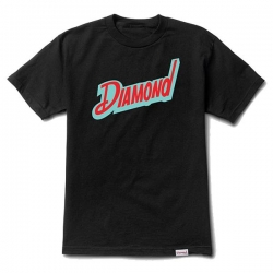 DMD TEE DOWNTOWN BLK XL - Click for more info