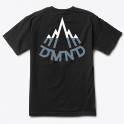 DMD TEE MOUNTAINEER BLK XL - Click for more info