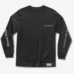 DMD LS TEE DMD SUPPLY BLK M - Click for more info