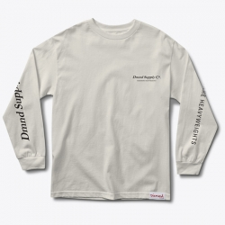 DMD LS TEE DMD SUPPLY CRM M - Click for more info