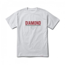 DMD TEE STRIKE WHT L - Click for more info