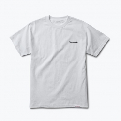 DMD TEE MINI OG SCRIPT WHT L - Click for more info