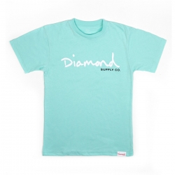 DMD TEE OG SCRIPT DBLU L - Click for more info