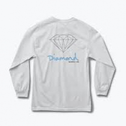 DMD LS TEE OG SIGN WHT L - Click for more info