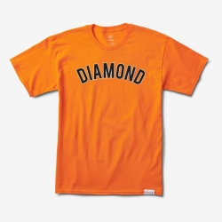 DMD TEE DIAMOND ARCH ORG L - Click for more info
