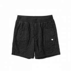 DMD SHORT DMD QUILTED BLK L - Click for more info