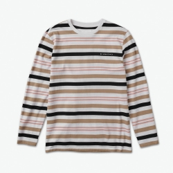 DMD LS TEE MARQUISE STRP WT M - Click for more info