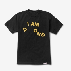 DMD TEE I AM SP19 BLK M - Click for more info