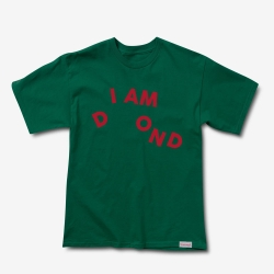 DMD TEE I AM SP19 GRN S - Click for more info