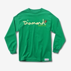 DMD LS TEE PRDSE SCRPT GN S - Click for more info