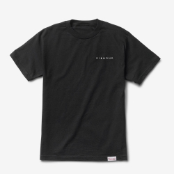 DMD TEE MARQUISE SP19 BLK S - Click for more info