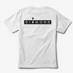 DMD TEE MARQUISE SP19 WHT L - Click for more info