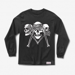 DMD LS TEE SECRETS DIE BK XL - Click for more info