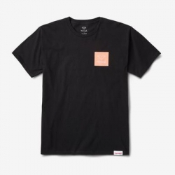 DMD TEE MINI OG SIGN BLK/ORG S - Click for more info
