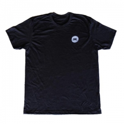 SML TEE GROCERY BAG BLK M - Click for more info