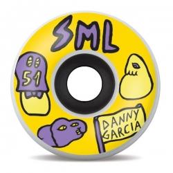 SML WHL LUCAS GARCIA SKNY 51MM - Click for more info