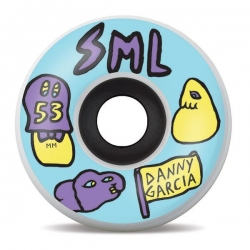 SML WHL LUCAS GARCIA WD 53MM - Click for more info