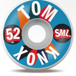 SML WHL MARQUEE KNOX VCUT 52MM - Click for more info
