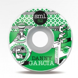 SML WHL ELNA GARCIA VCUT 52MM - Click for more info