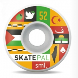 SML WHL SKATEPAL VCUT 52MM - Click for more info