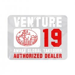 VNT PROMO STKR AWAKE GTO DEALE - Click for more info