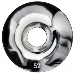FRM WHL SWIRL BLK/WHT 51MM - Click for more info