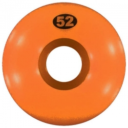 FRM WHL NEON ORANGE 52MM - Click for more info
