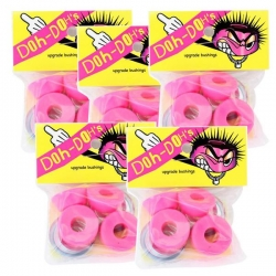 DOH DOH BUSHING NEON 96 PNK 5P - Click for more info