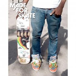 MADE FOR SKATE BOOK - Click for more info